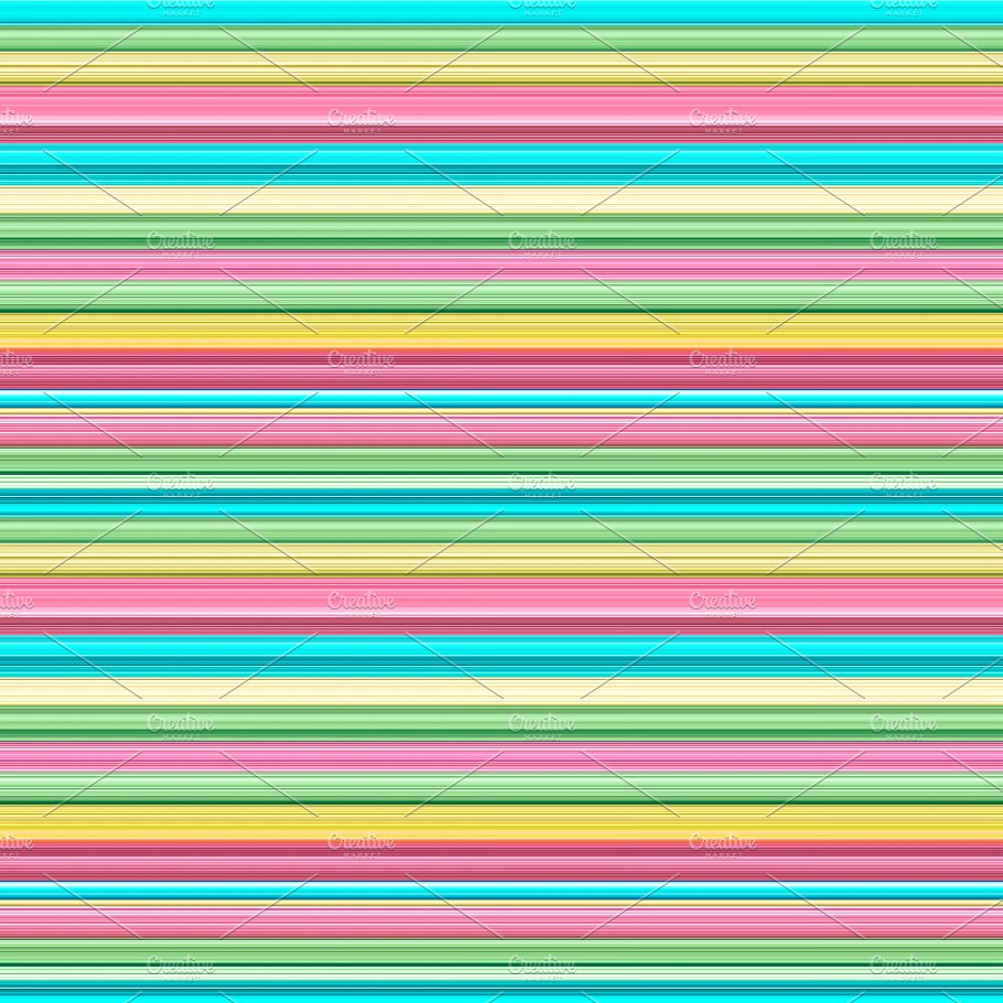 Multicolor striped background lines