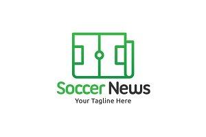 Soccer News Logo