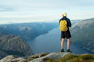Norway is a country of landscapes an