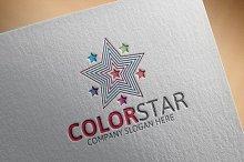 Color Star Logo