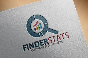 Finder Stats/Logo Template