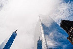 One World Trade Center building