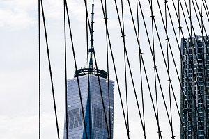 One World Trade Center skyscraper
