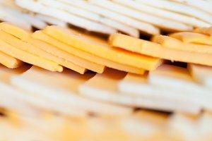 Cheese Tray at party