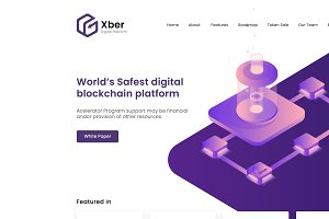 Xber-PSD Template