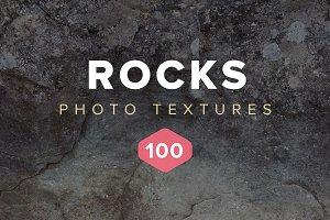 100 Rock Photo Textures