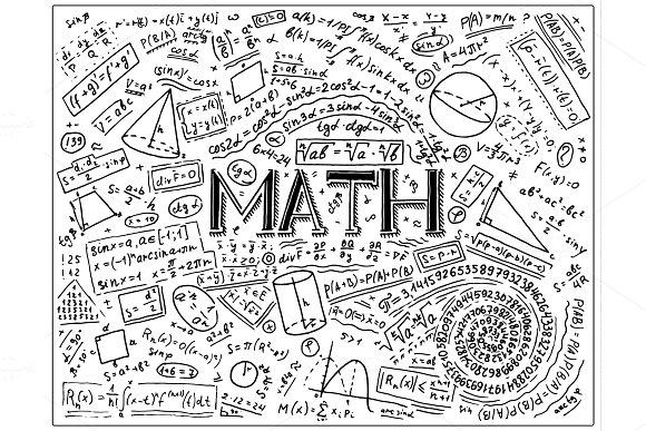Scientific formulas and