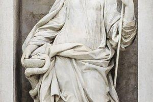Health Symbol Sculpture Fontana di T