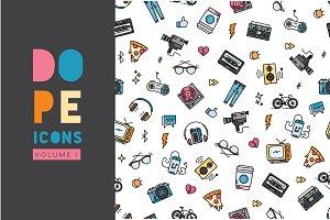 DOPE Icons Volume 1