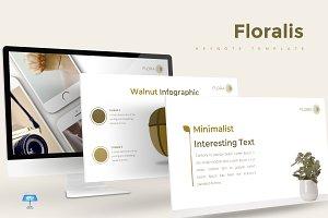 Floralist - Keynote Template