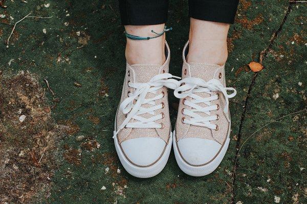 Beauty & Fashion Stock Photos: ikubix - Sparkly Fun Shoes