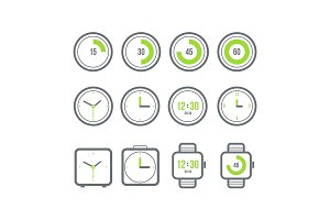 Vector timers set.