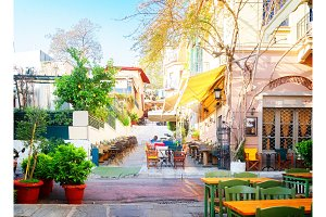 Street of Athens, Greece