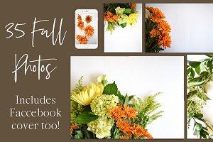 Fall Holiday Photo Bundle