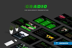 Gradio Car Dealership Keynote