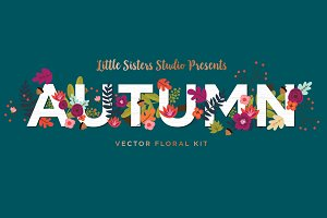 Autumn Floral Kit