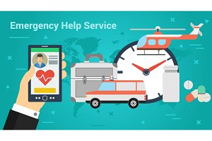 Business Banner - Emergency Help