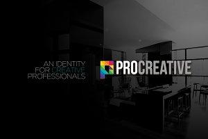 RW Pro Creative Identity + Logo