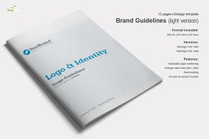 Brand Guidelines (light version)