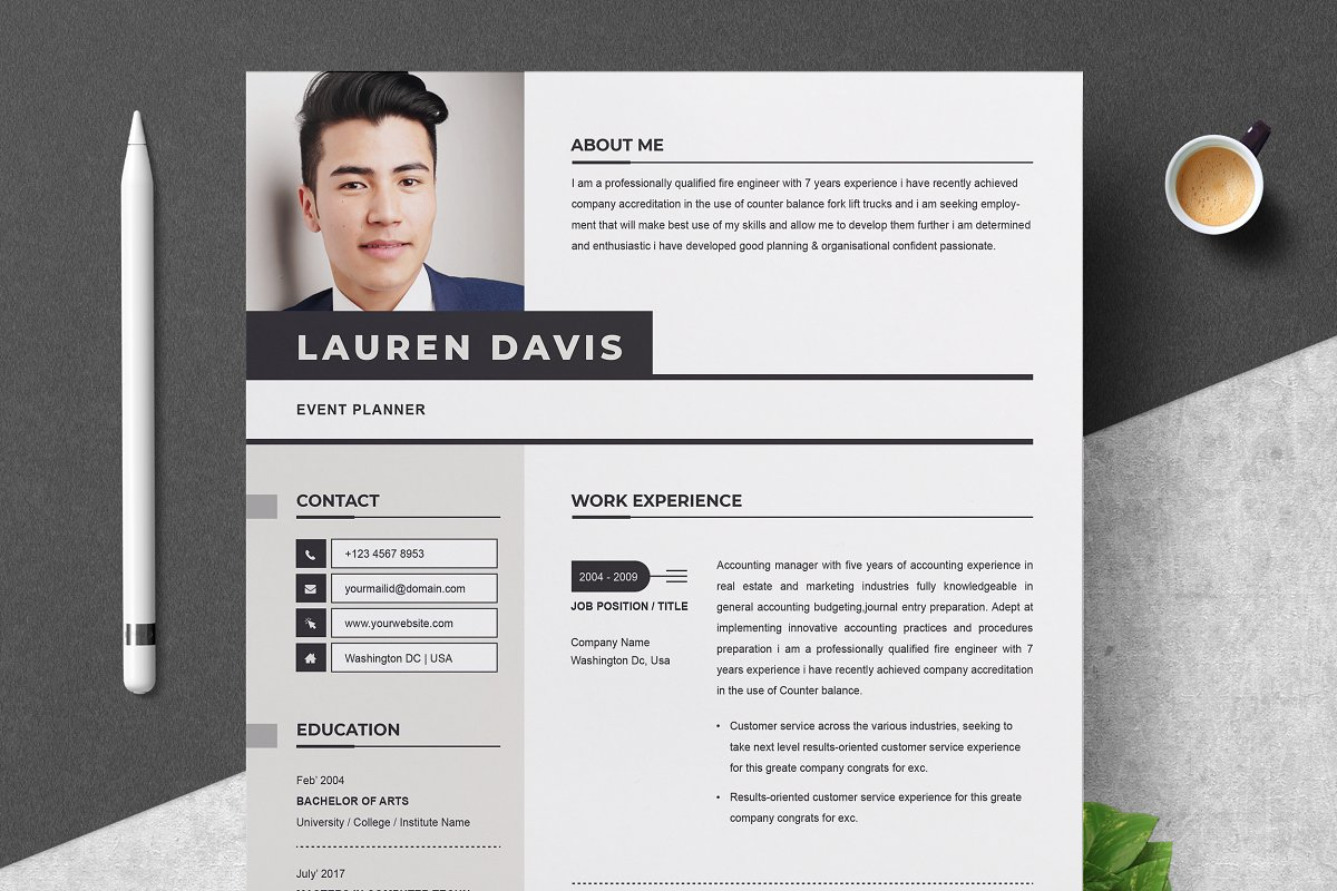 Architecture Cv Template Free Download Best Resume Examples