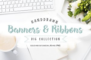 Banners & Ribbons Collection