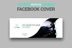 Medicine Facebook Cover