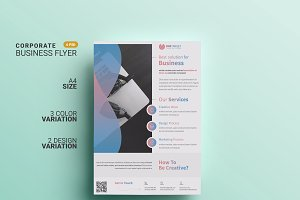 Biz Corporate Flyer Template