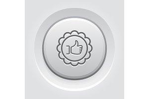 Customer Choice Line Icon.