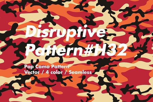 Disruptive Pattern H32