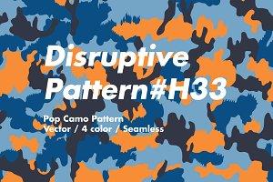 Disruptive Pattern H33