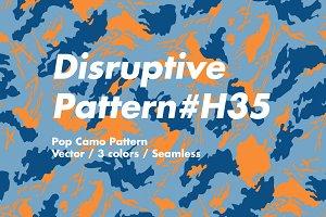 Disruptive Pattern H35