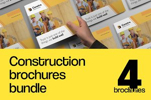 Construction Brochures Bundle