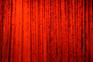 The Crushed Red Curtains