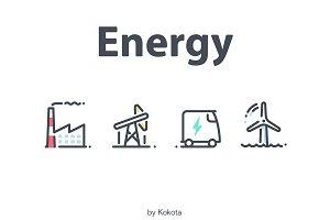Energy 28 icons