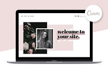 Rebelle | Web Design Kit by  in Websites