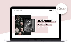 Rebelle | Web Design Kit