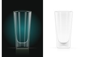 Juice glass. Drinks glassware