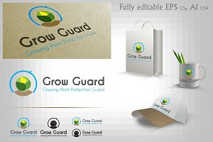 Growing Plant Protection System Logo