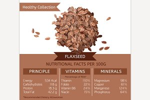 Healthy Collection Flaxseed
