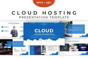 Cloud Presentation Template