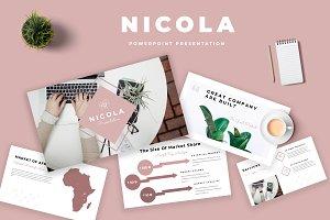 Nicola Powerpoint Presentation