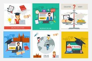 Set Education Concepts