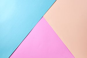 Multicolor background from a