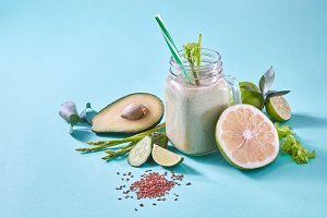Natural ingredients for healthy