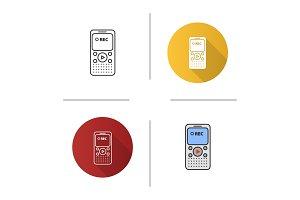 Dictaphone icon