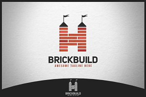 Brickbuild Logo