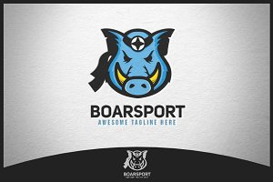 Boarsport Logo