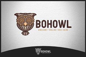 Bohowl Logo