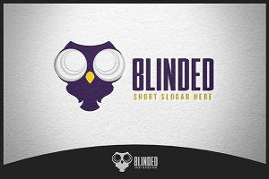 Blinded Logo