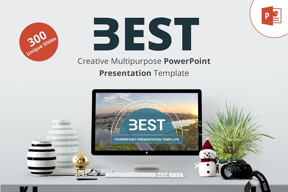 best powerpoint template presentation templates creative market